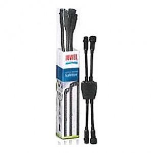 Connecteur JUWEL HeliaLux Splitter LED (Adaptateur 2 canaux pour 2 rampes)