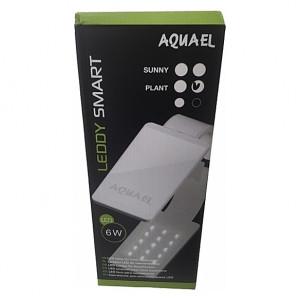 Eclairage plafonnier AQUAEL LEDDY SMART 2 PLANT (Noir) - 6W - 25cm