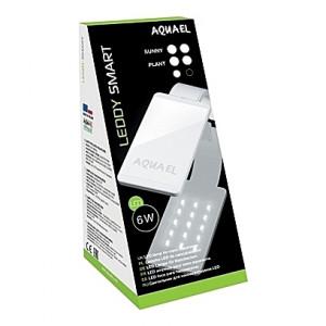 Eclairage plafonnier AQUAEL LEDDY SMART 2 PLANT (Blanc) - 6W - 25cm