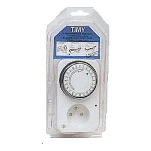Prise électrique programmable (programmateur journalier) TIMY