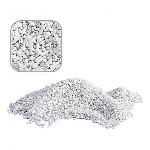 Quartz blanc, moyen et naturel - 5Kg