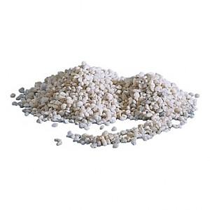 Gravier blanc, moyen et naturel - 5Kg