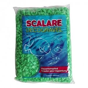 Gravier vert SCALARE DECOGRAVEL (Treviso) - 6 à 9mm - 1Kg