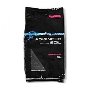 Sol biotope crevettes AQUAEL ADVANCED SOIL SHRIMP - 3L