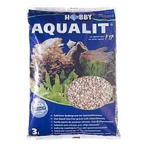 Sol nutritif HOBBY AQUALIT à base de glaise et d'argile - 3L