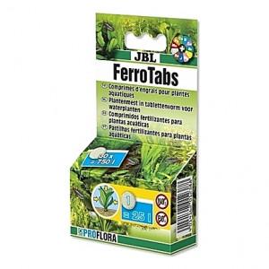 30 Comprimés d'engrais JBL FerroTabs pour plantes aquatiques
