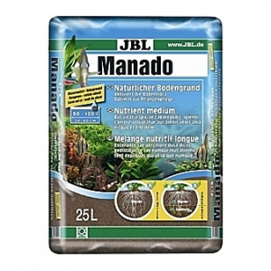 Sol naturel JBL Manado - 25L