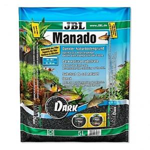 Sol naturel foncé JBL Manado Dark - 10L