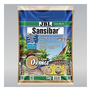 Sable orange JBL Sansibar Orange - 5Kg