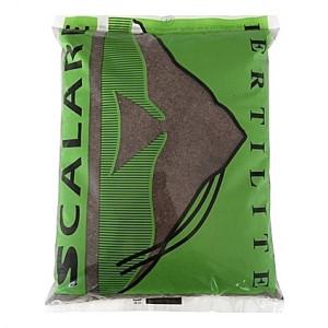 Sol nutritif SCALARE FERTILITE équilibré et riche en humus - 3,5L - 4,2Kg