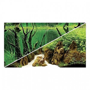 Poster HOBBY Canyon / Woodland 100x50cm