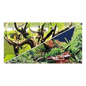 Poster HOBBY Green Secret / Wood Island 100x50cm