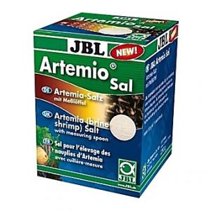 Sel pour l'élevage de nauplies d'artémia JBL Artemio Sal - 200ml