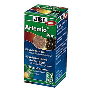 Oeufs d'artémia JBL Artemio avec cuillère-mesure - 40ml