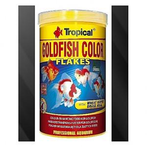 Nourriture de base pour poissons rouges GOLDFISH COLOR - 5L