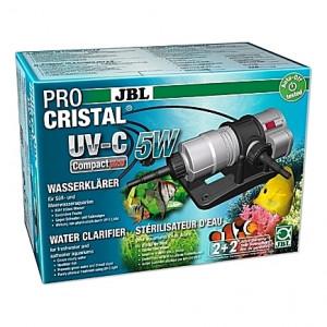 Stérilisateur UV JBL ProCristal Compact PLUS UV-C 5W