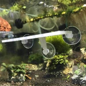 Pad support plante avec ventouse 40/80 mm