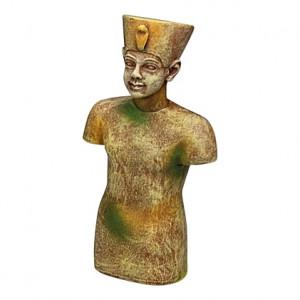 Figurine égyptienne Tutanchamun - 6,5x4x12,5cm