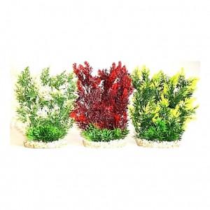 Îlots de plantes 24cm