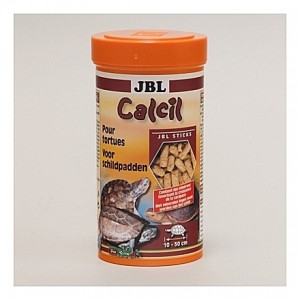 Sticks JBL CALCIL  pour tortue - 250ml