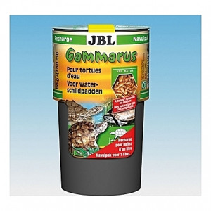 Gammares JBL GAMMARUS pour tortue (recharge) - 80g