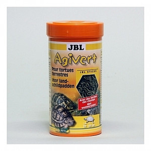 Sticks JBL AGIVERT pour tortue  250ml