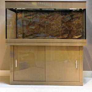 Aquarium haut de gamme deco glass sur mesure de 450 litres