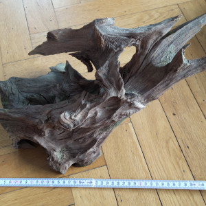 Décoration en bois/branche/racine pour aquarium