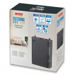 Filtre interne Amtra/Wave Black Box filter 150 (aquarium <120L) 520 l/h