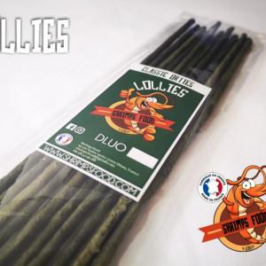 Meilleur lollies de France pour crevettes shrimpsfood artisanal orties bio