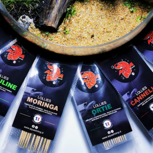 Lot découverte lollies pour crevettes (N° 1 DES SITES DE VENTES EN NOURRITURES ARTISANALE ! )
