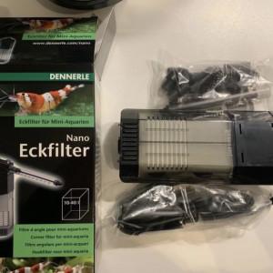Filtre Dennerle Nano Eckfilter