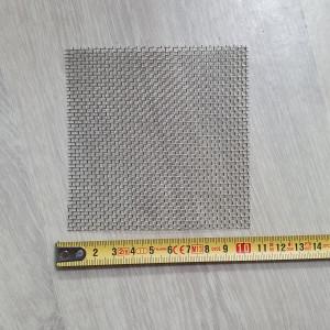 Pad en inox 10X10cm pour plante