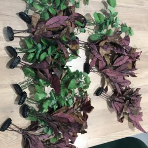 Gros lot de plantes artificielles