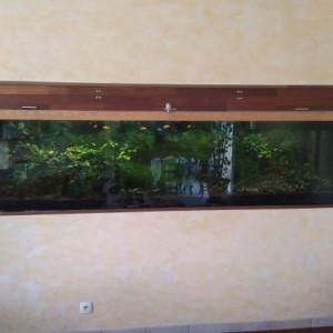 Aquarium 2000 litres