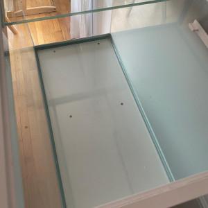 Aquarium 142L + meuble
