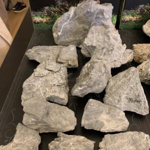 Assortiment de pierres Seiryu Stone pour aquarium 80L