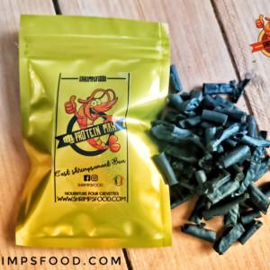 Pellet Protein pour crevettes nourriture Shrimpsfood