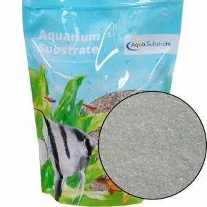 Sable aquarium Aqua-Substrate' - White Quartz Sand
