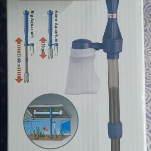 Aspirateur aquavac