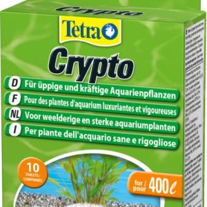 Tetra Crypto Lot de 10 comprimés pour Plantes d'aquarium aquatiques ENGRAIS