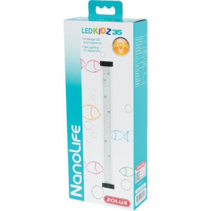 ZOLUX NanoLife Led Kidz 40 rampe d'éclairage aquarium LEDs 32,5 cm LED NEUF