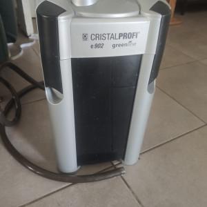 Filtre extérieur CristalProfi e902 greenline