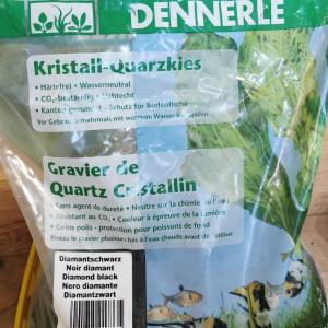 Demis sac de graviers pour aquarium ou paludarium