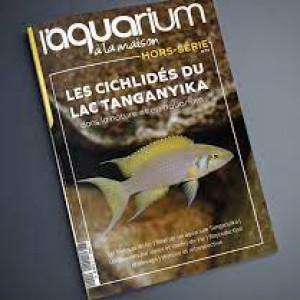 "Vend magazine hors série ""Lac du Tanganyika"""