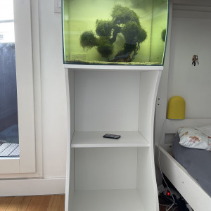 Aquarium et son meuble Fluval Flex 57L