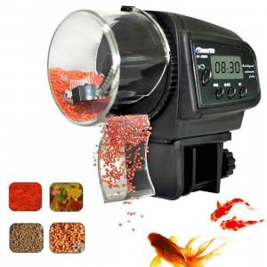 Distributeur Automatique de Nourriture pour Poissons