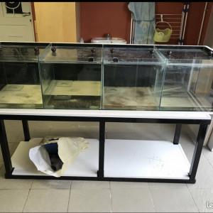 Batterie aquarium