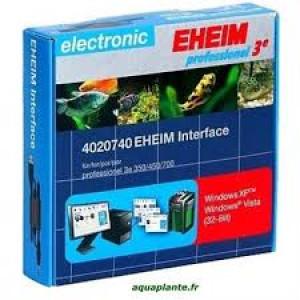 Logiciel EHEIM Control center
