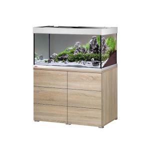 Aquarium EHEIM Proxima + Meuble (Chêne) - 250l